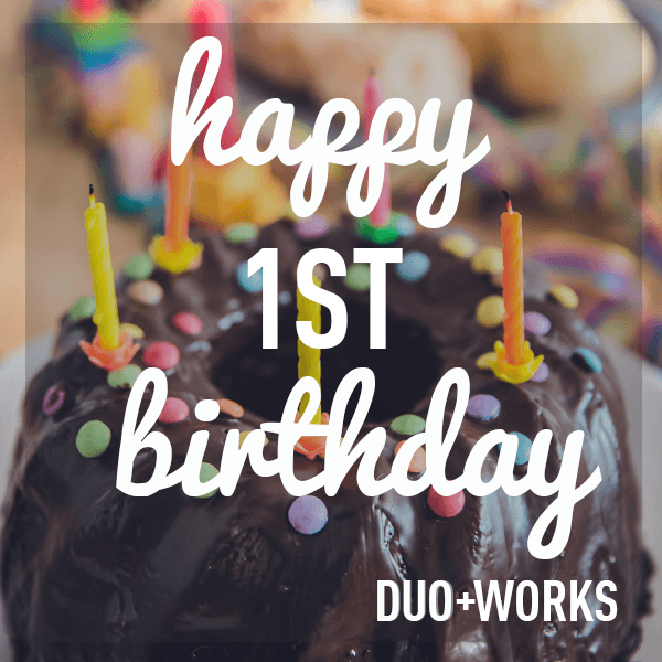 Happy 1st Birthday To Austin Coworking Space Duo Works