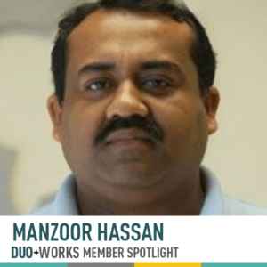 manzoor duo works member spotlight