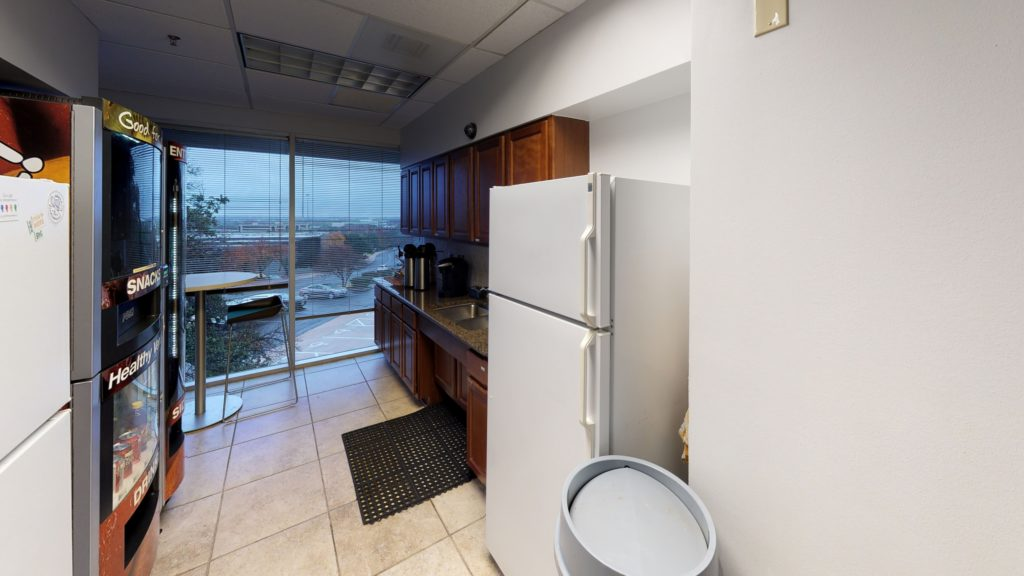 Our spacious kitchen with all the amenities